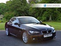 2009 BMW 3 SERIES 2.0 320D M SPORT HIGHLINE 2d AUTO 175 BHP £6795.00