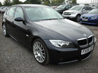 2008 BMW 3 SERIES 2.0 320D EDITION M SPORT 4d 174 BHP SOLD