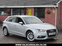 USED 2013 13 AUDI A3 2.0 TDI SE (SAT NAV-£1,545 OF EXTRAS) 5dr GREAT SPEC WITH OVER £1,500 OF OPTIONAL EXTRAS INCLUDING SAT NAV