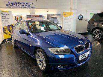 2010 BMW 3 SERIES 2.0 318I SE 4d 141 BHP £7990.00