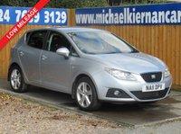 2011 SEAT IBIZA 1.4 SPORT 5d 85 BHP £4795.00