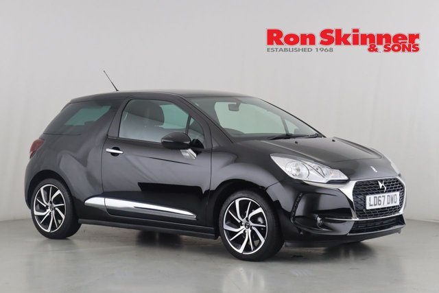 View our 2017 67 DS DS 3 1.2 PURETECH CONNECTED CHIC 3d 80 BHP