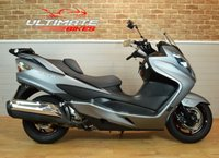 2015 SUZUKI AN 400 BURGMAN AL4 400CC MAXI SCOOTER, LESS THAN 4K MILES! £3795.00