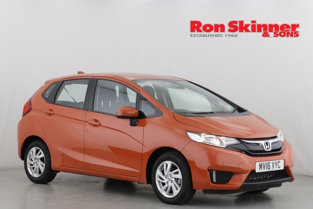 View our 2016 16 HONDA JAZZ 1.3 I-VTEC SE NAVI 5d 101 BHP