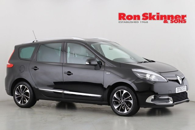 View our 2016 16 RENAULT GRAND SCENIC 1.6 DYNAMIQUE NAV BOSE PLUS DCI 5d 130 BHP