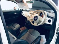 USED 2010 FIAT 500 1.2 C LOUNGE 3d 69 BHP