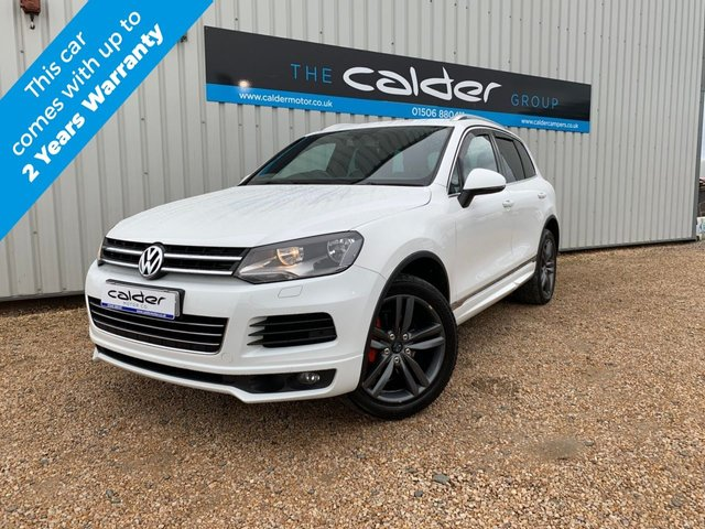 View our VOLKSWAGEN TOUAREG