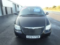 USED 2007 57 CHRYSLER GRAND VOYAGER 2.8 LX 5d AUTO 150 BHP 112000 MILES