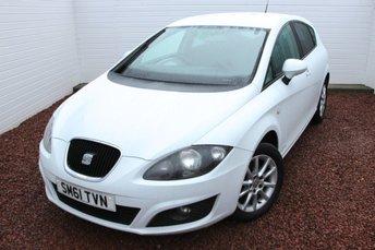 2011 SEAT LEON 1.6 CR TDI SE COPA 5d 103 BHP £5999.00