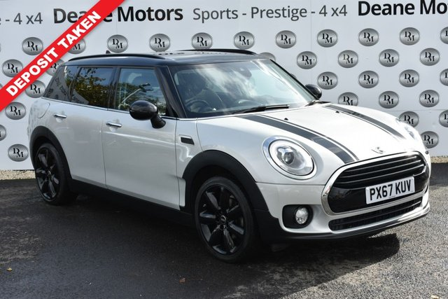 2017 67 MINI CLUBMAN 2.0 COOPER D 5d 148 BHP CHILLI PK BIG SPEC
