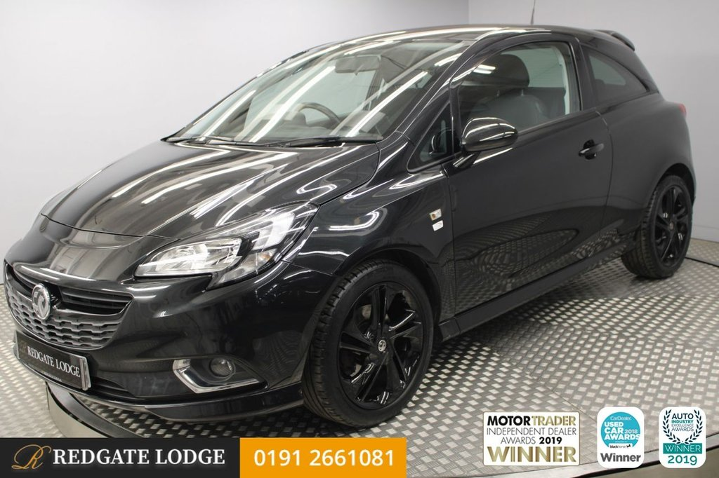 USED 2016 16 VAUXHALL CORSA 1.0 LIMITED EDITION ECOFLEX S/S 3d 113 BHP