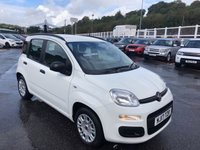 USED 2017 17 FIAT PANDA 0.9 TWINAIR EASY 5d 85 BHP Automatic gearbox & only 3,300 miles