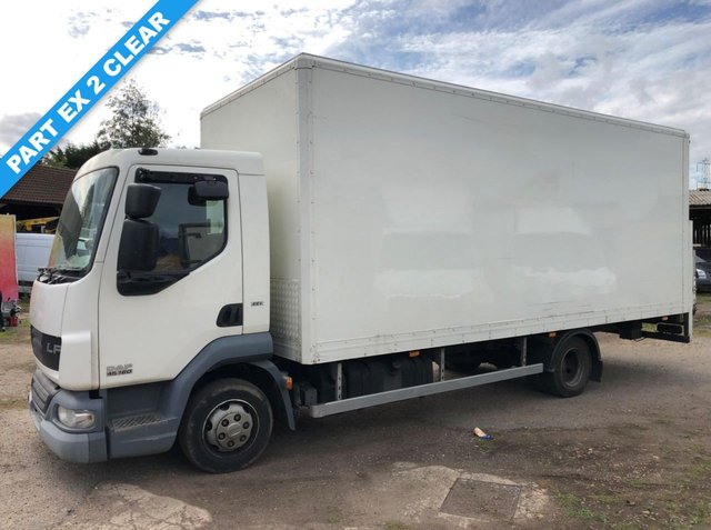 View our DAF TRUCKS LF