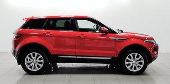 2014 LAND ROVER RANGE ROVER EVOQUE 2.2 SD4 PURE TECH 5d AUTO 190 BHP £17950.00