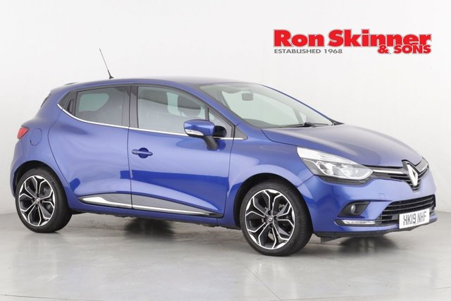 View our 2019 19 RENAULT CLIO 1.5 ICONIC DCI 5d 89 BHP