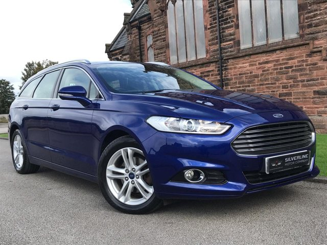 2015 65 FORD MONDEO 2.0 TITANIUM TDCI 5d 177 BHP [£30 ROAD TAX]