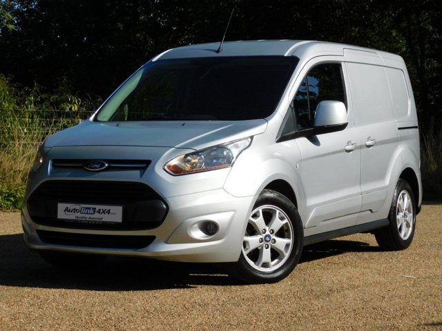 USED 2016 16 FORD TRANSIT Connect 200 Limited Pv Aircon+Cruise+DAB+Bluetooth