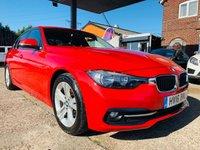 2016 BMW 3 SERIES 2.0 320D ED SPORT 4d 161 BHP £7950.00