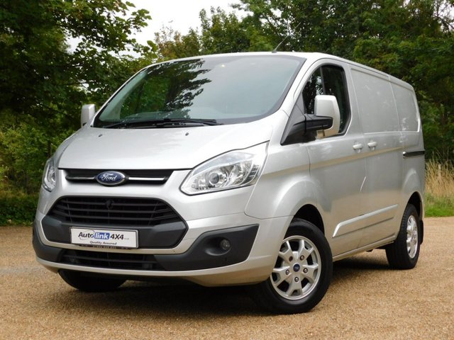 2013 13 FORD TRANSIT Custom 270 Limited L1H1 125