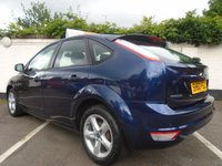 USED 2010 60 FORD FOCUS 1.6 ZETEC 5d 100 BHP GUARANTEED TO BEAT ANY 'WE BUY ANY CAR' VALUATION ON YOUR PART EXCHANGE