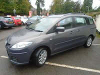 USED 2008 08 MAZDA MAZDA 5 1.8 TS2 5d 115 BHP GUARANTEED TO BEAT ANY 'WE BUY ANY CAR' VALUATION ON YOUR PART EXCHANGE