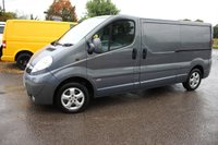 USED 2014 14 VAUXHALL VIVARO 2.0 2900 CDTI SPORTIVE LWB 113 BHP  NO VAT TO PAY