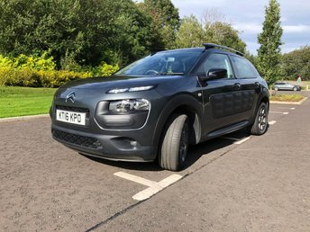 2016 CITROEN C4 CACTUS 1.6 BLUEHDI FEEL 5d 98 BHP £7195.00