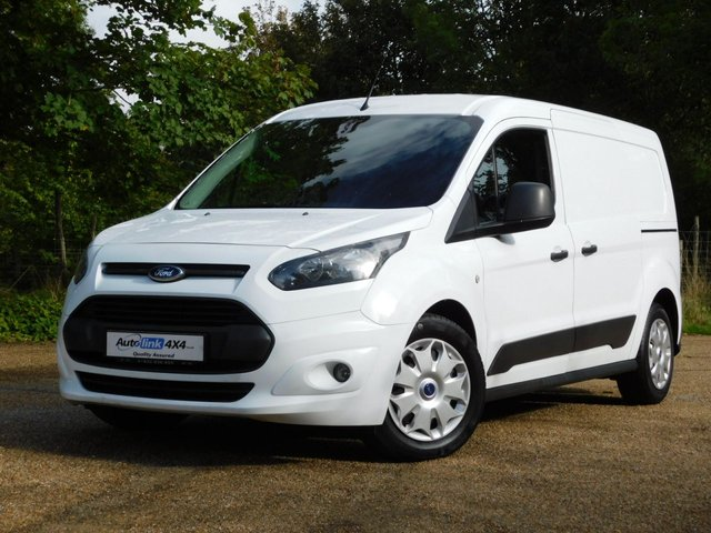 USED 2015 15 FORD TRANSIT  Connect 210 Trend L2 H1 LWB
