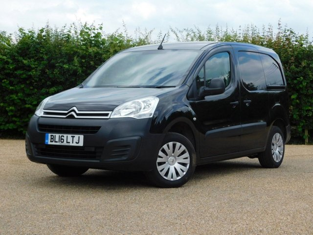 USED 2016 16 CITROEN BERLINGO 625 Enterprise L1 HDi