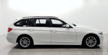 2014 BMW 3 SERIES 2.0 320D EFFICIENTDYNAMICS BUSINESS TOURING 5d 161 BHP £8450.00