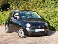 2011 FIAT 500 1.2 LOUNGE 3d 69 BHP £3270.00