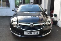 USED 2016 16 VAUXHALL INSIGNIA 1.6 TECH LINE CDTI ECOFLEX S/S 5d 134 BHP STUNNING INSIGNIA WITH SAT NAV HALF LEATHER AND ZERO ROAD TAX