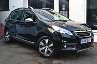 USED 2016 16 PEUGEOT 2008 1.6 BLUE HDI S/S ALLURE 5d 100 BHP STUNNING TOP OF THE RANGE PEUGEOT 2008