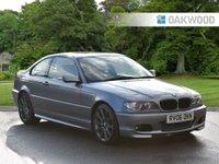2006 BMW 3 SERIES 3.0 330CI M SPORT 2d AUTO 228 BHP £5495.00