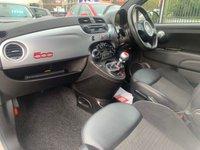 USED 2013 63 FIAT 500 1.2 S 3d 69 BHP Full History and 2 keys