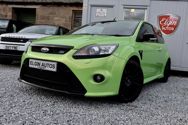2009 59 FORD FOCUS RS 2.5 3dr ( 380 bhp )