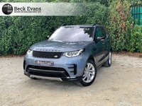 USED 2017 67 LAND ROVER DISCOVERY 5 2.0 SI4 HSE  LUXURY SPEC 5d 297 BHP