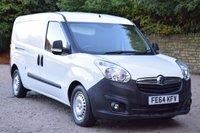 2014 VAUXHALL COMBO VAN 1.6 2300 L2H1 CDTI S/S 105 BHP £3950.00