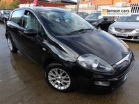 USED 2011 61 FIAT PUNTO EVO 1.2 MYLIFE 5d 68 BHP NEW MOT, SERVICE & WARRANTY