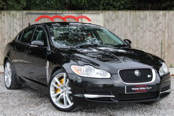 2010 JAGUAR XF 3.0 V6 S LUXURY 4d 275 BHP £6500.00