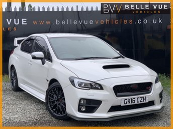 View our SUBARU WRX
