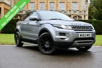 USED 2012 62 LAND ROVER RANGE ROVER EVOQUE 2.2 ED4 PURE 5d 150 BHP