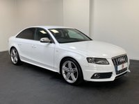 USED 2010 60 AUDI S4 3.0 QUATTRO 4d AUTO 329 BHP LOW MILES + SAT NAV + SERVICE HISTORY + FINANCE AND PART EX WELCOME