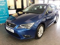 2016 SEAT LEON 1.6 TDI SE TECHNOLOGY 5d 110 BHP £SOLD