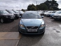 USED 2010 10 VOLVO V50 1.6 D DRIVE SE 5d 109 BHP Well Maintained Volvo With Volvo Service History and Long MOT!