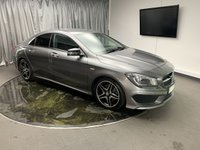 USED 2013 13 MERCEDES-BENZ CLA 2.1 CLA220 CDI AMG SPORT 4d AUTO 170 BHP COUPE