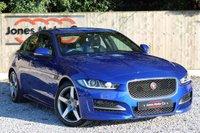 USED 2016 16 JAGUAR XE 2.0 R-SPORT 4d 178 BHP