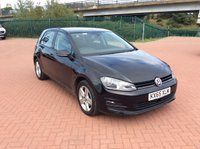 2015 VOLKSWAGEN GOLF 1.6 MATCH TDI BLUEMOTION TECHNOLOGY 5d 109 BHP (KX65XLM) £9900.00