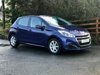 USED 2015 15 PEUGEOT 208 1.6 BLUE HDI ACTIVE 5d 75 BHP