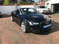 USED 2014 14 AUDI A5 2.0 TDI S LINE SPECIAL EDITION 2d 175 BHP